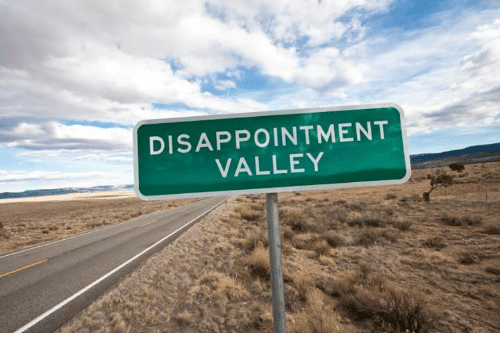 disappointment Me.me