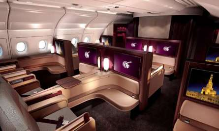 Qatar AIrways filck qatar airways