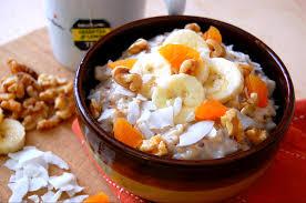 diet oatmeal